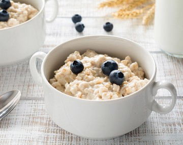 High protein breakfast with cereals