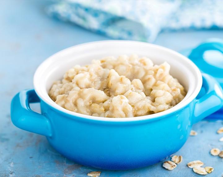 Déjeuner hyperprotéiné aux Céréales Crunchy