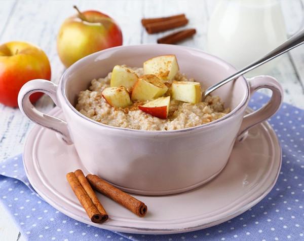 Apple Cinnamon High Protein Oatmeal