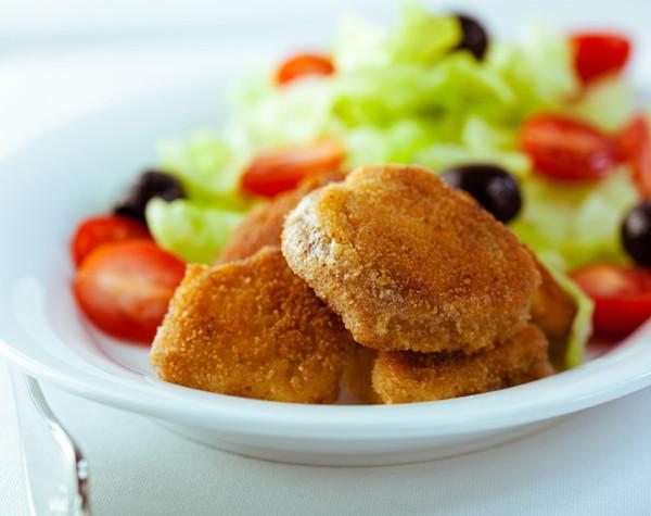 High Protein Chicken Flavor Nuggets