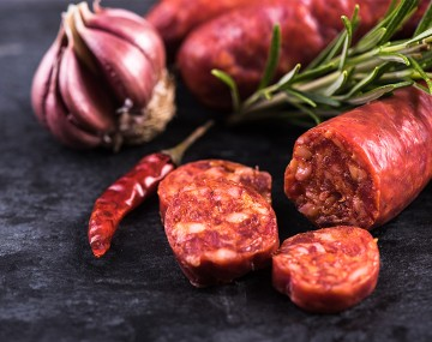 Les Mini Chorizos (prêt à consommer)