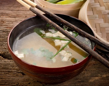 High protein Chinese soup