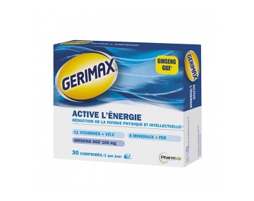 Gerimax (box of 30 tablets)