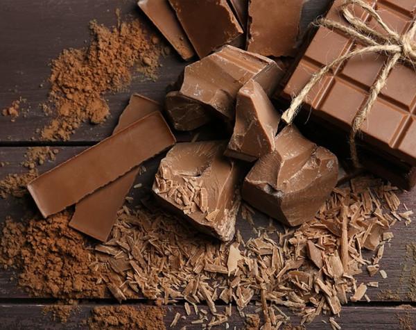 Tablette Chocolat Noir Crisp riche en protéines