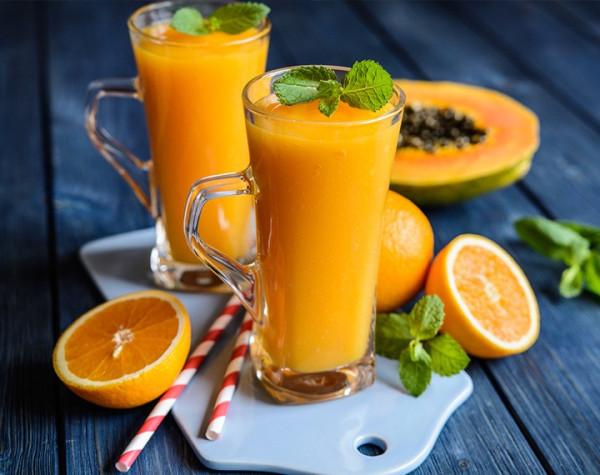 Exotic Fruit Drink