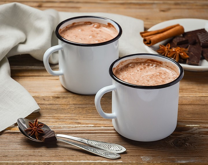 Old Fashioned High Protein Cocoa Drink