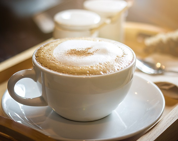 Boisson hyperprotéinée Cappuccino