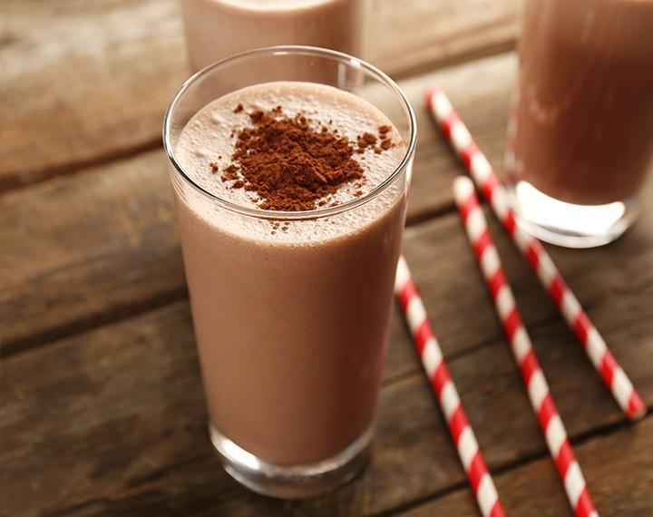 boisson chocolat hyper proteine