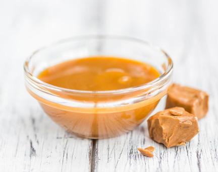 Entremets hyperprotéiné au Caramel