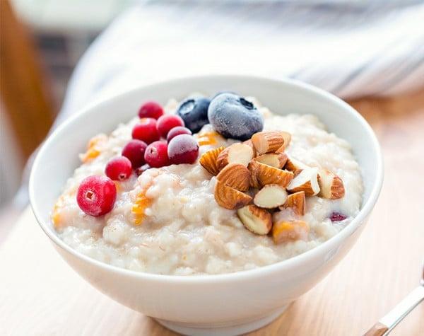 Gluten Free High Protein Porridge