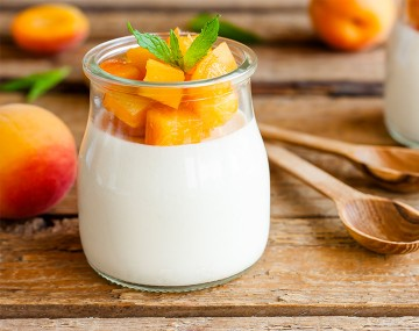 Fromage Blanc hyperprotéiné aux Abricots