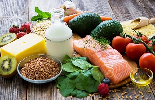 aliments protéines pour régime